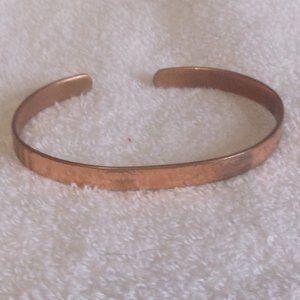 Sabona London copper bracelet cuff